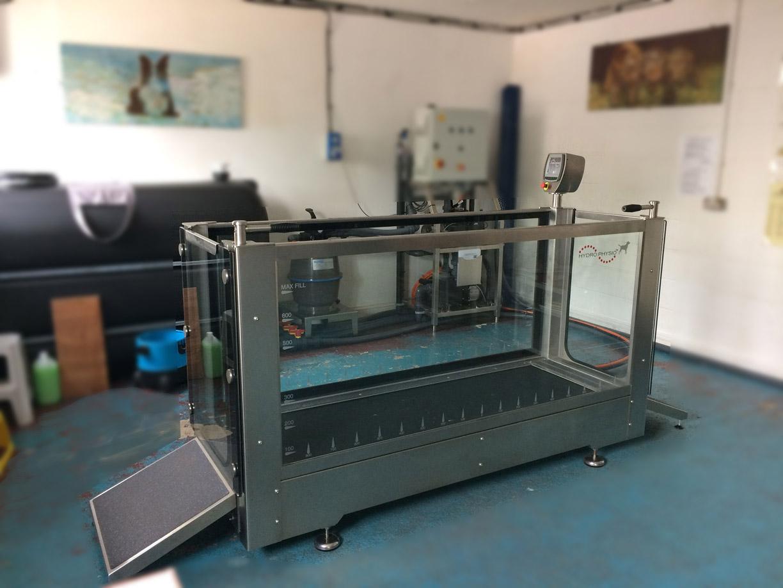 Aquatic Treadmill Services